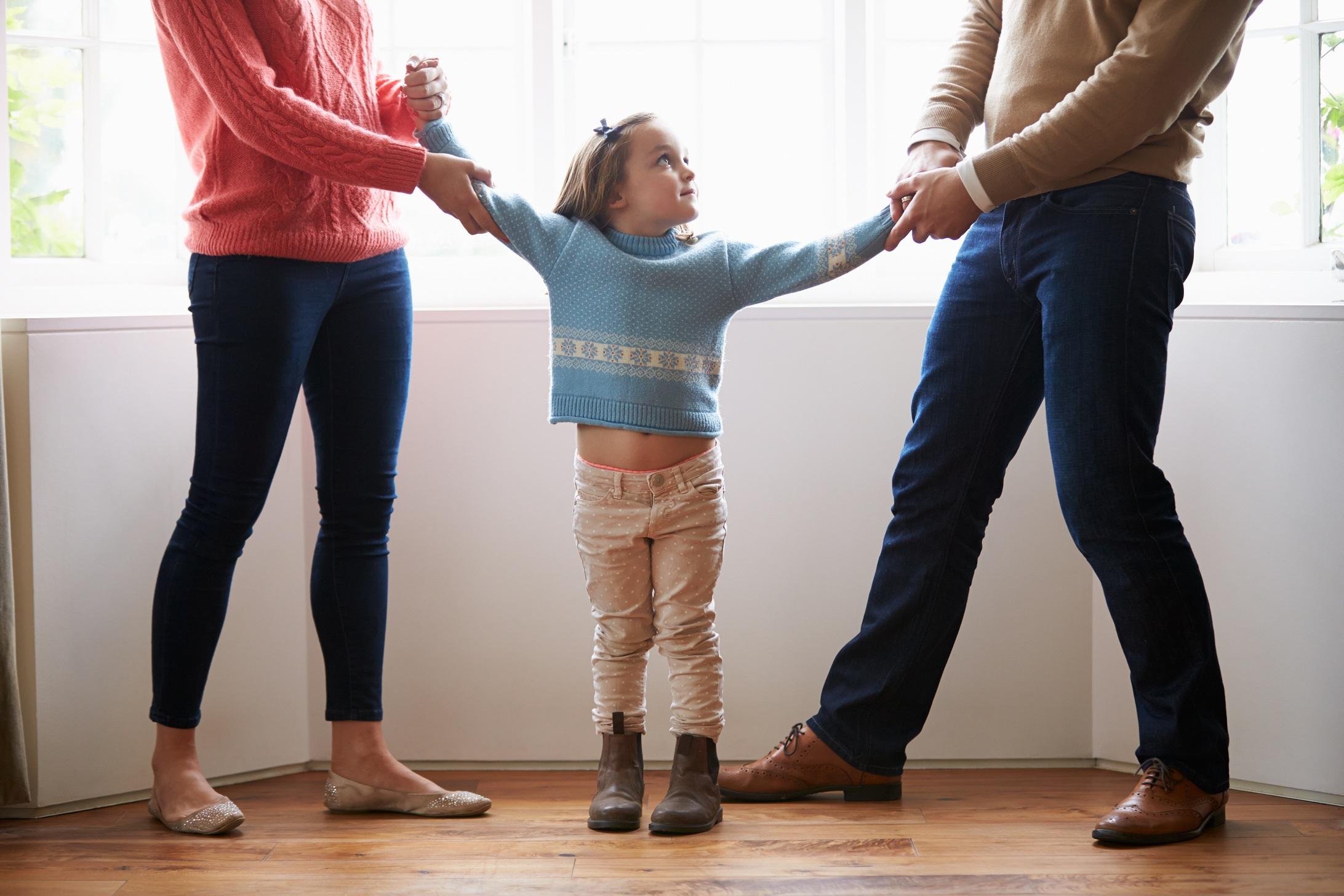 Если бывшая жена не дает общения с ребенком