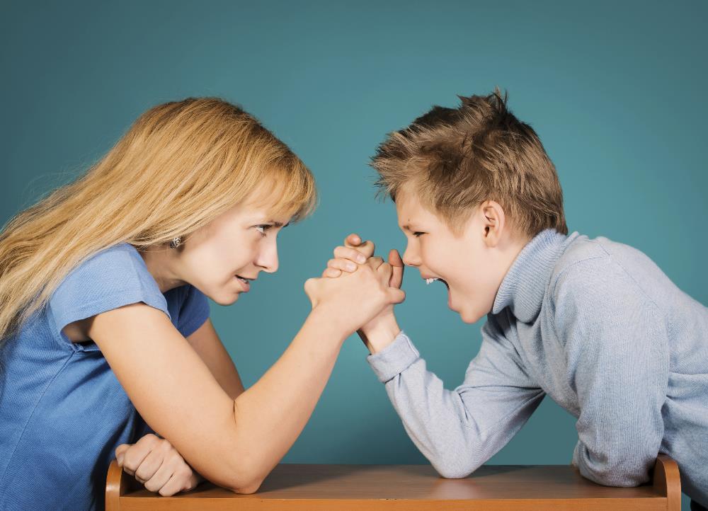 Конфликты между родителями и детьми: основные причины