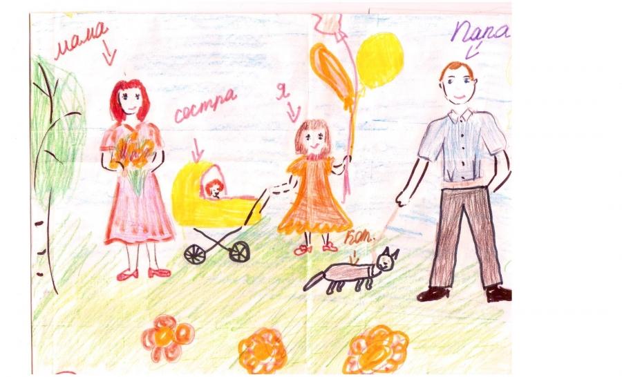 Смотреть как рисуют дети картинки