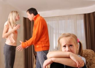 Развод 3 года ребенку