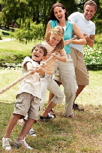 Игры для семейного отдыха