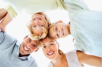 Гармоничные семейные и сексуальные отношения
