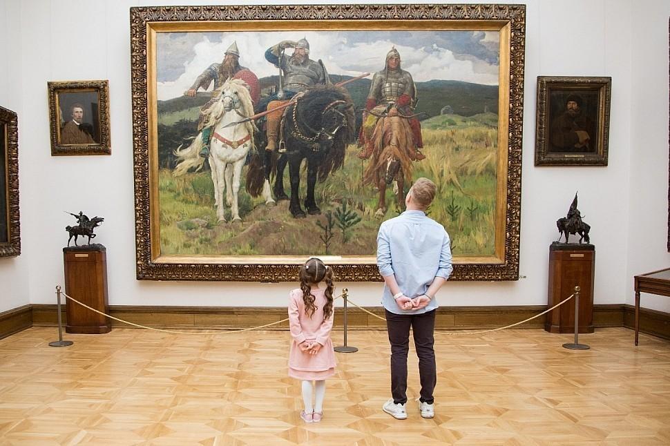 Как сходить с ребенком в музей или галерею?
