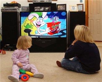 Телевизор лишает детей сна