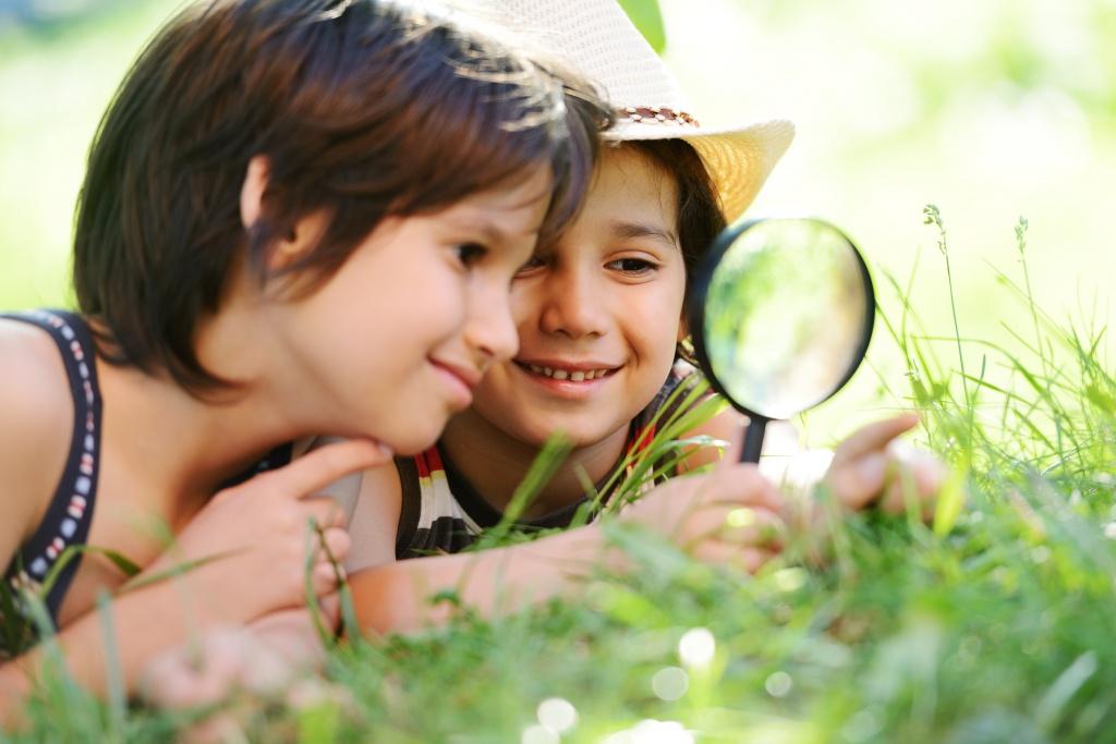 •Поощряйте любознательность в ребенке