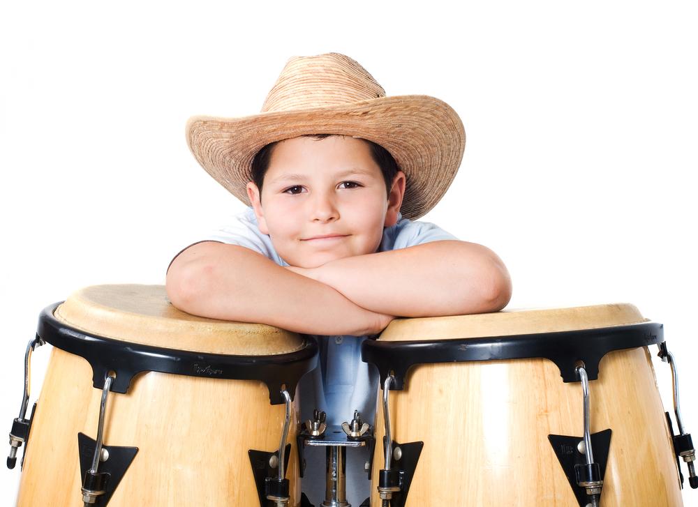 Игра на ударных: ритмический слух