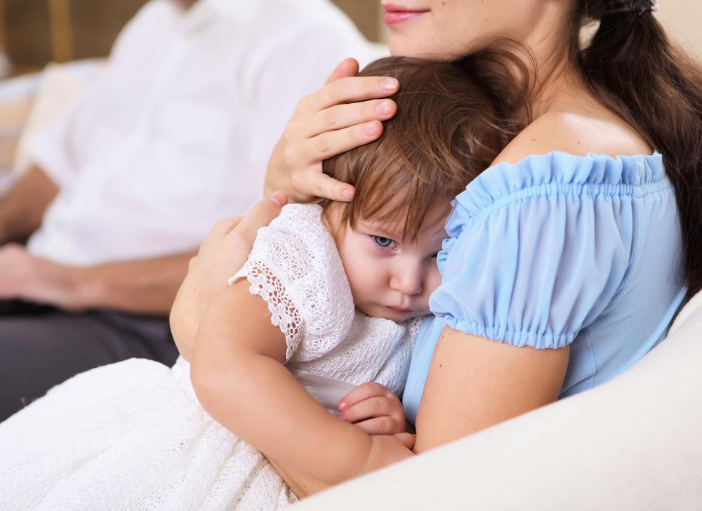 Психологическое отделение ребенка от родителей: успеть вовремя