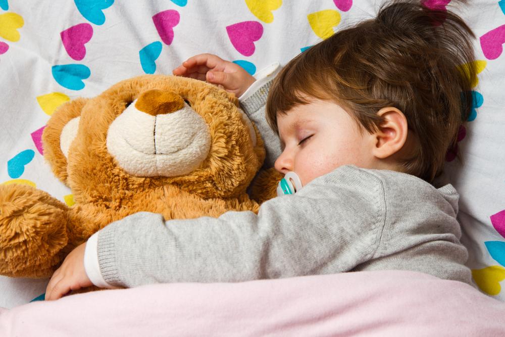 Выберите мягкую игрушку, связанную с отходом ко сну