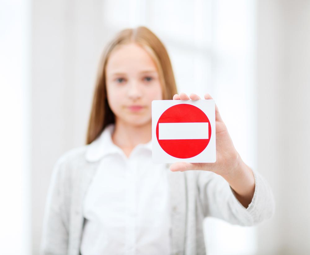 Дурной пример. Чего нельзя делать при детях?