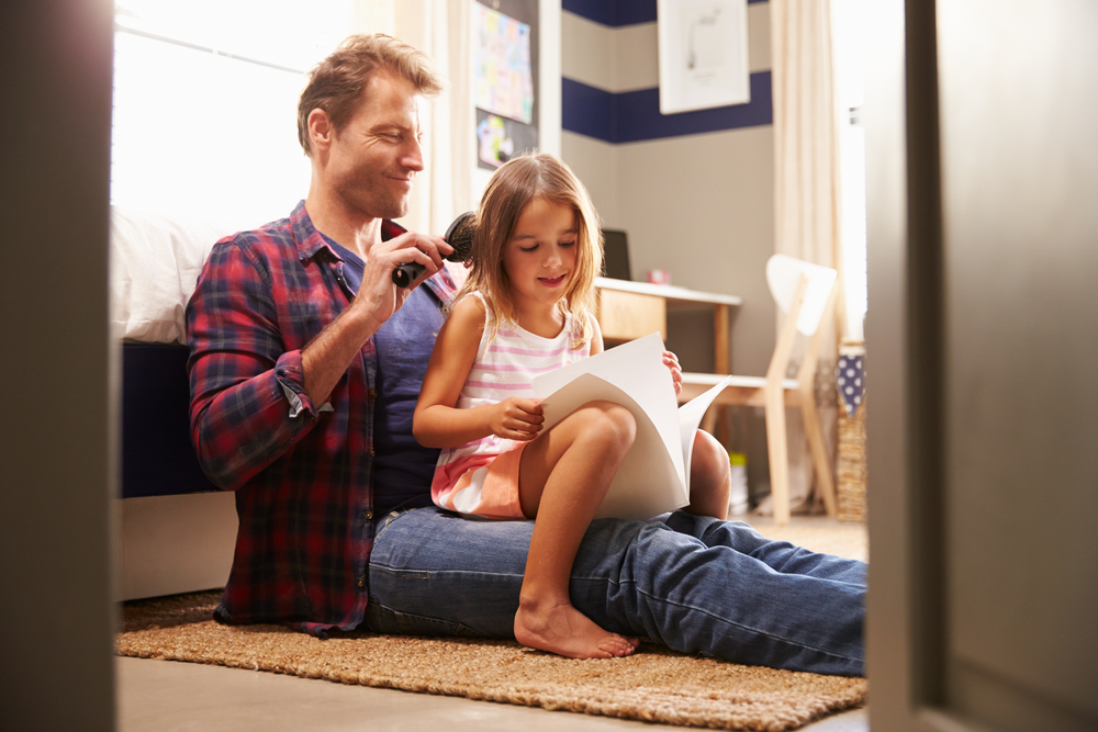 effects of being a single father 21112015 types-of-families~american academy of pediatrics (aap) discusses the stress of being a single parent.
