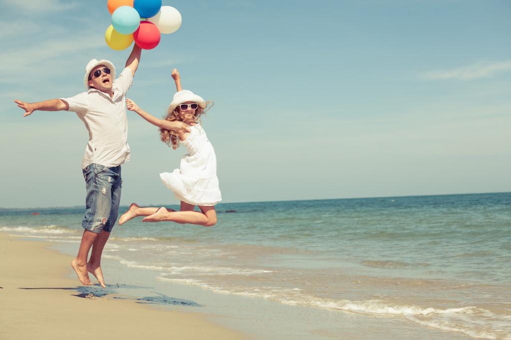7 правил идеального отца для девочки