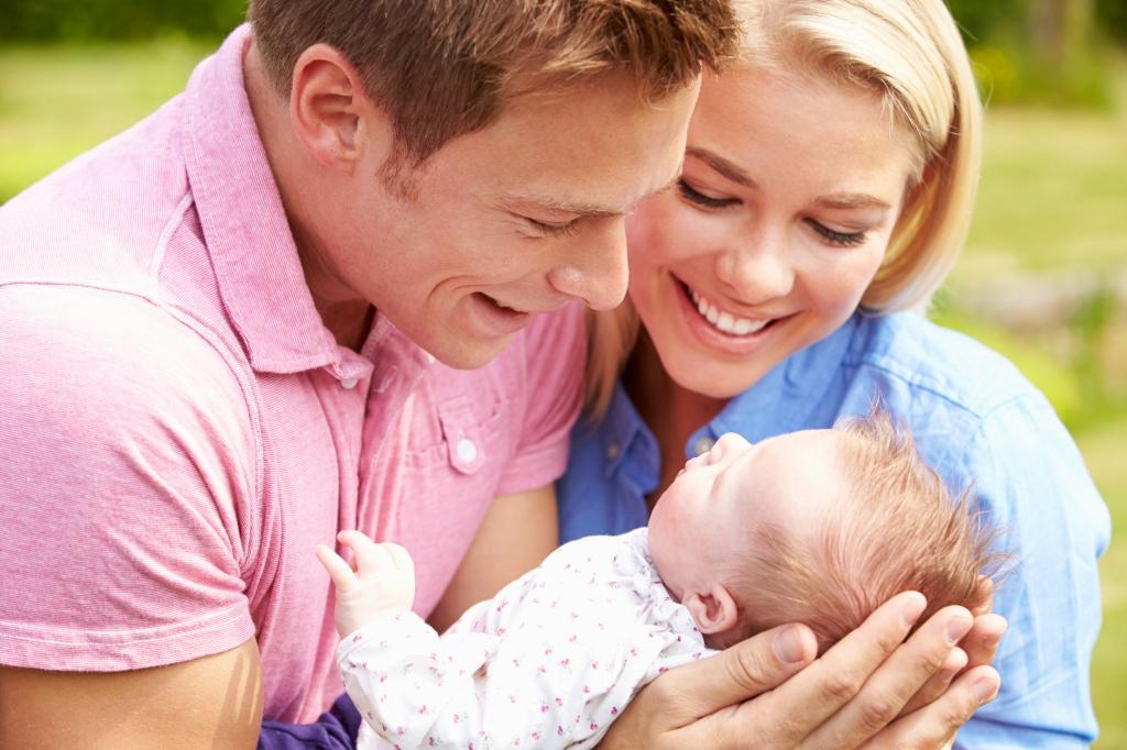 молодые мамочки в три члена