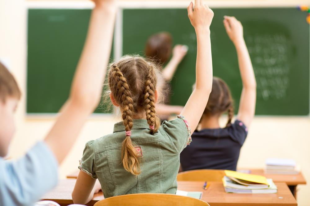 Как подготовить к школе ребенка средних классов?
