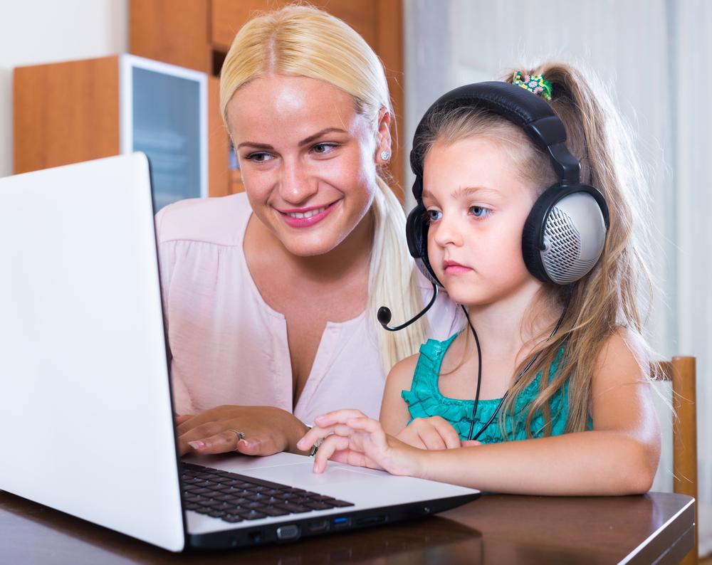 Дети в Интернете: памятка для родителей