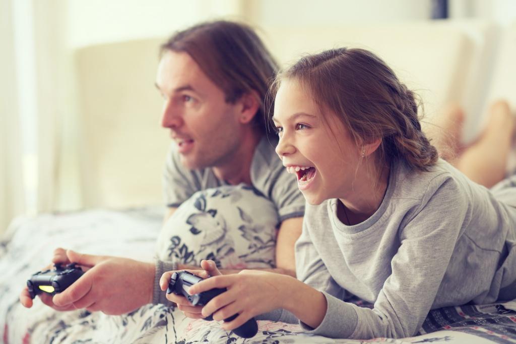 папа и дочь воспитание