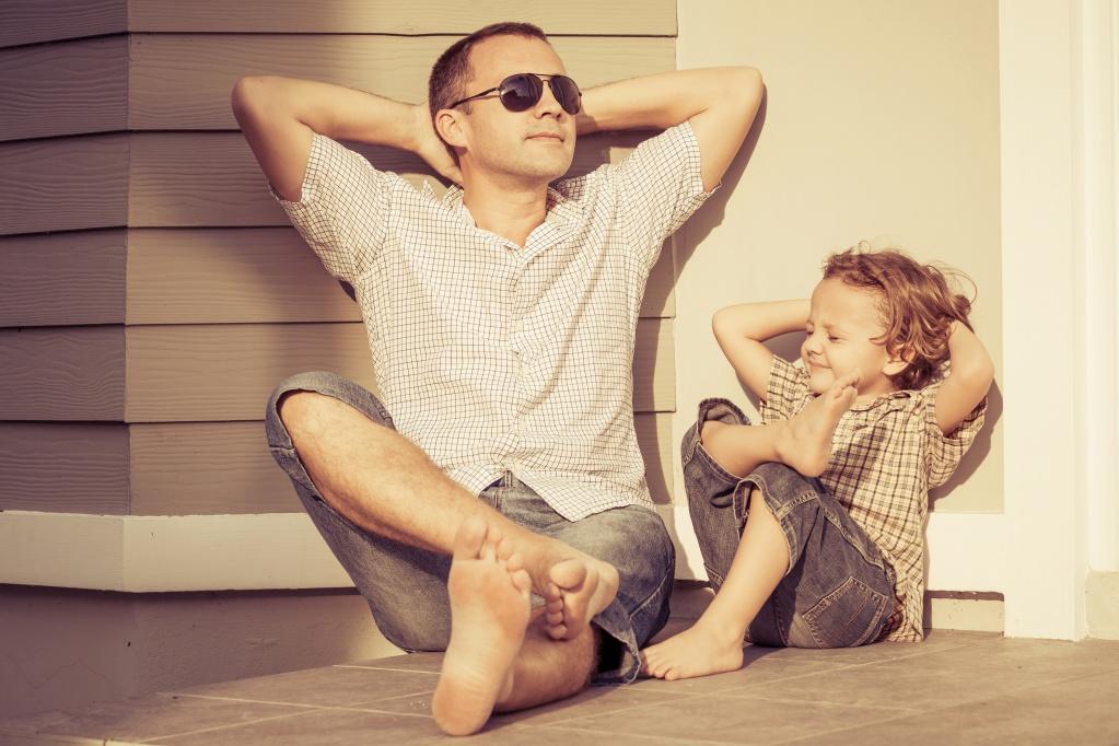 Как воспитать мужчину: 8 правил настоящего отца