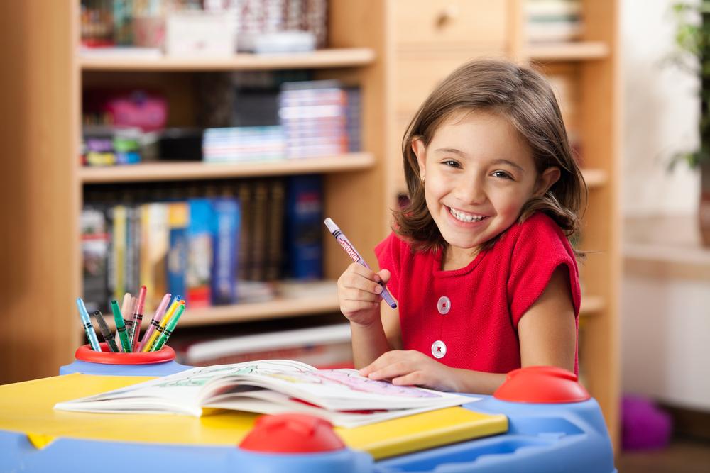 Начинайте готовить ребенка к обучению