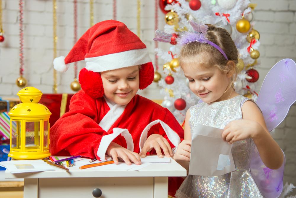 Попросите сына или дочь описать подарок как можно подробнее