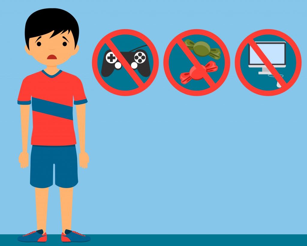 Как правильно использовать запреты в воспитании ребенка?