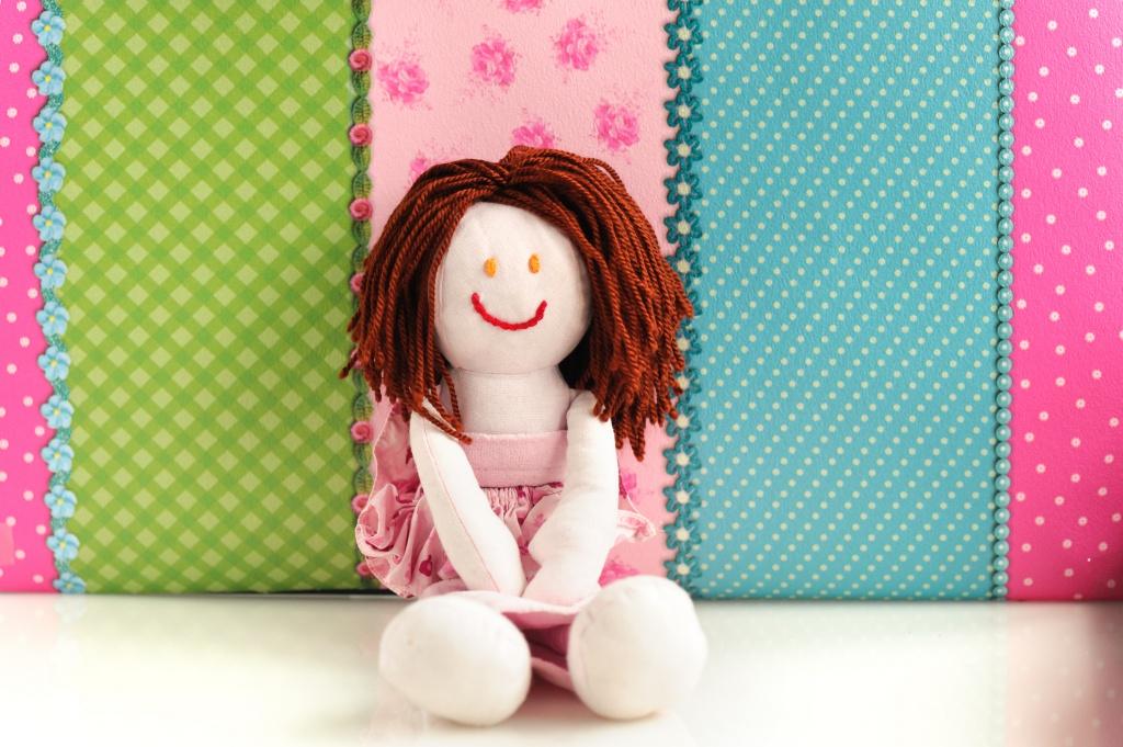 Пока ребенок спит: хэндмейд-игрушки
