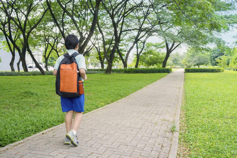 «Хочу гулять самостоятельно!»