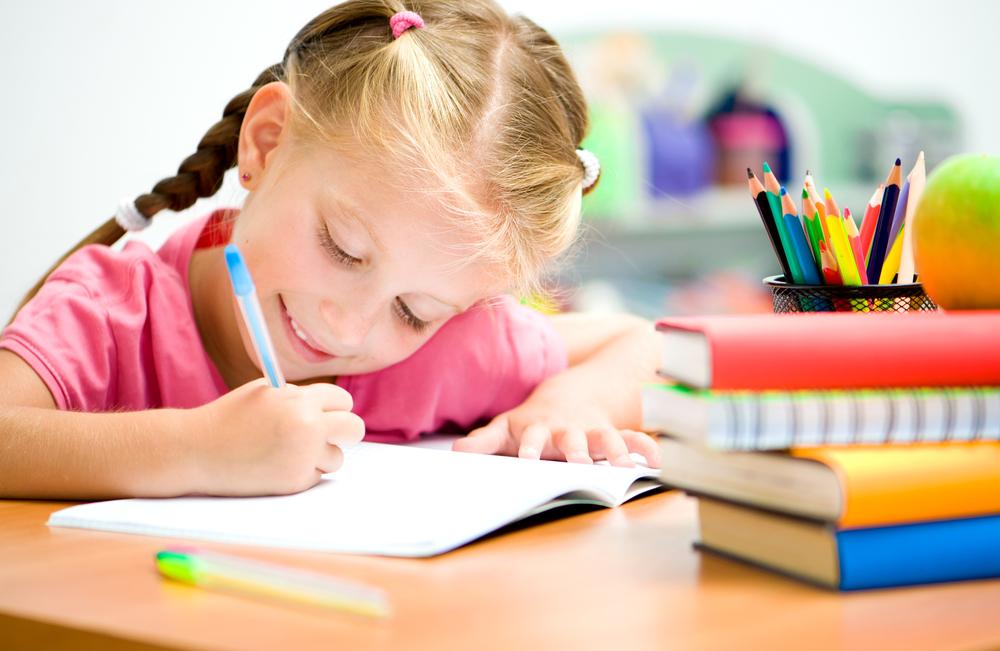 Готовьте руку ребенка к письму