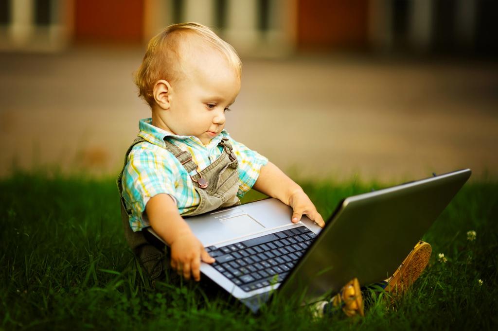 Польза и вред компьютера для ребенка