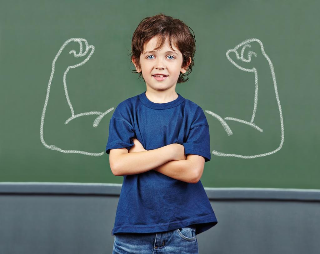 Как сформировать у ребенка чувство уверенности в себе