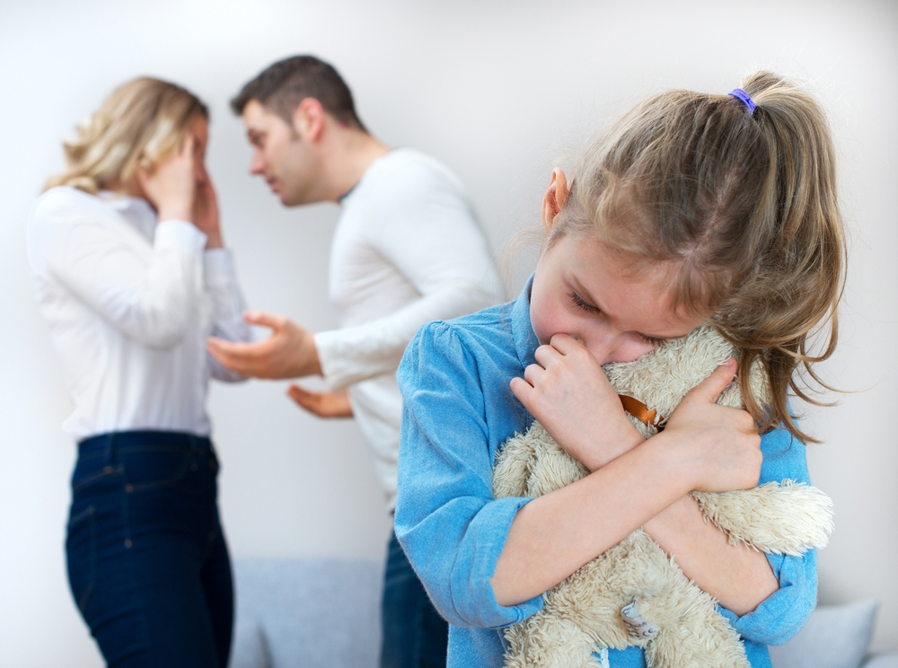 Почему нужно избегать развода если в семье есть дети