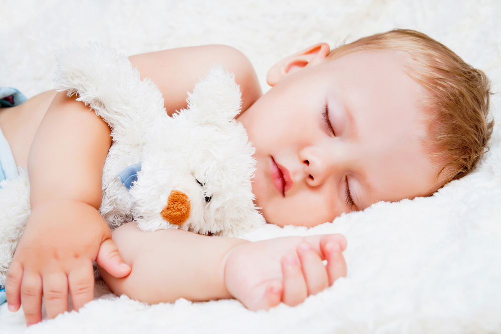 Как наладить нормальный сон ребенка от 1 до 4 лет?