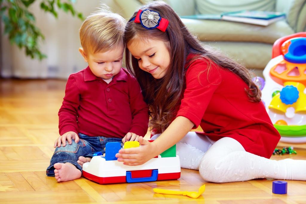 Методики воспитания: система Монтессори