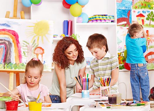 Секции для ребенка